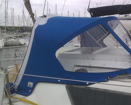 Buiskap Blankenberge Winning Sails zeilmakerij