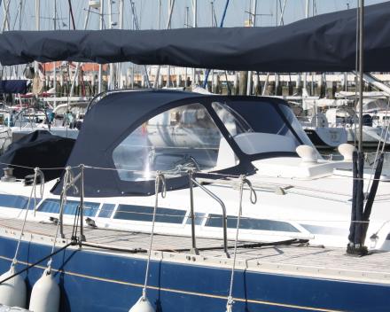 Buiskap Sigma 41 Jachthaven Nieuwpoort Winning Sails zeilmakerij