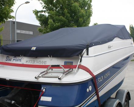 Mooringcover boot acryl Winning Sails zeilmakerij